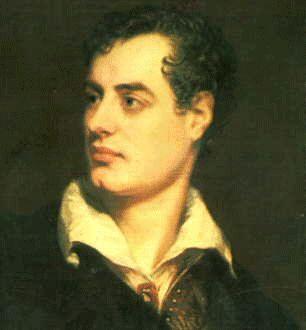 David is bezig met een boek over Byron te schrijven. Hij maakt ook een theaterstuk over Byron