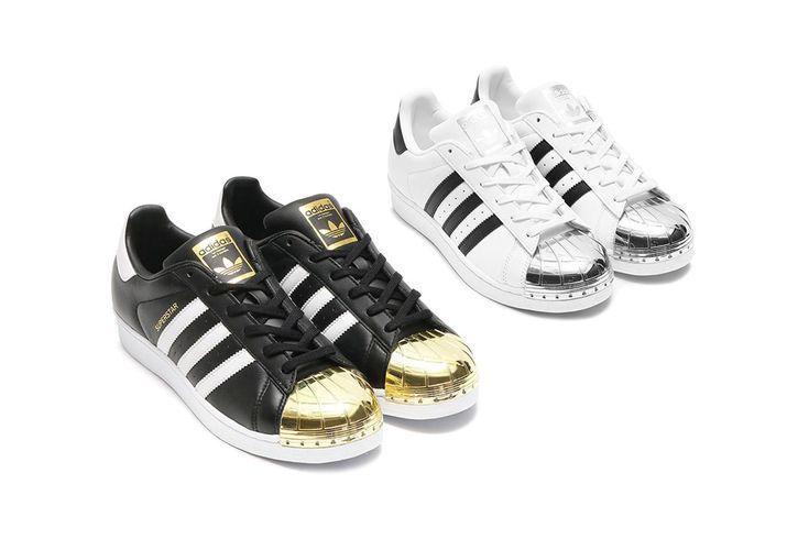 Adidas Metallic Toe Superstar