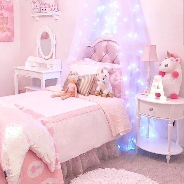 Dormitorios Niña Mia En 2019 Decoración Dormitorio Niña