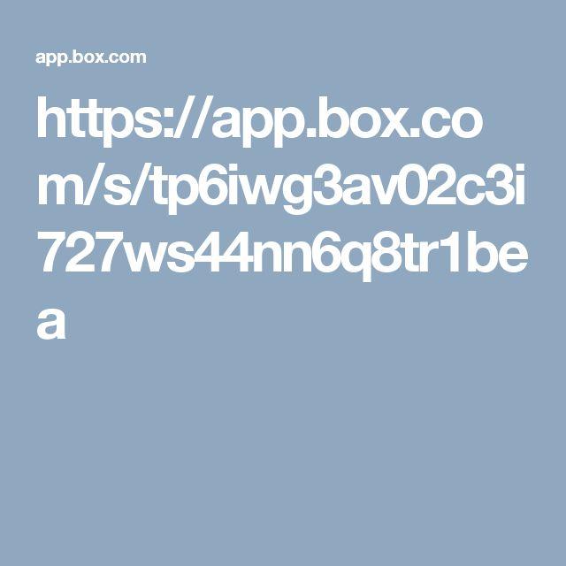 https://app.box.com/s/tp6iwg3av02c3i727ws44nn6q8tr1bea