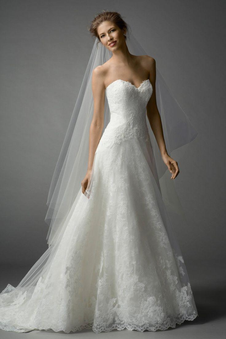 Designer: Watters Style: Farrin Available at Bliss Bridal in Wisconsin. www.blissbridalonline.com