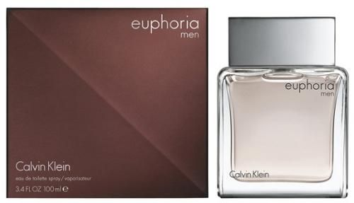 Calvin Klein Euphoria for Men  Euphoria men is about satisfying your most intense desires free of limits. It Is about passion that stops at nothing. (100 ml./3.4 oz.)