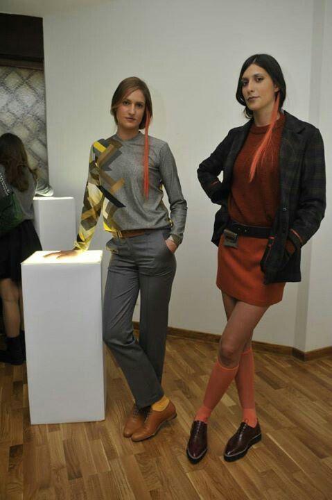 Twiggy salon&Belgrade Fashion Week&KLASA&Goldwell Serbia (official)