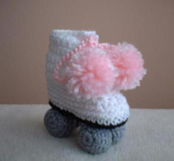 Crochet Baby Booties Patterns For Beginners - Life Chilli ...