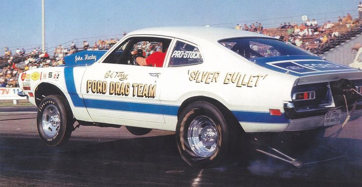 Ed Martin Ford Drag Cars | Drag Racing Online::: Then and Now - Remembering Ed Terry - 1/9/2014 ...