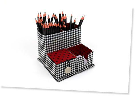 6 Modelos diferentes de artesanato reciclagem feito com caixas de leite de maneira simples e linda