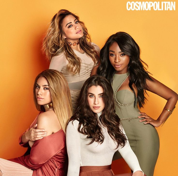 Fifth Harmony for Cosmopolitan