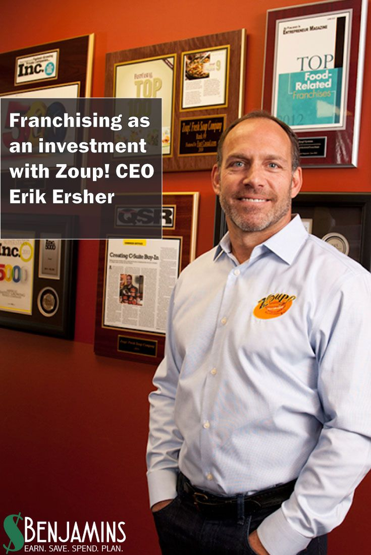 Is buying into a franchise a good investment with eric