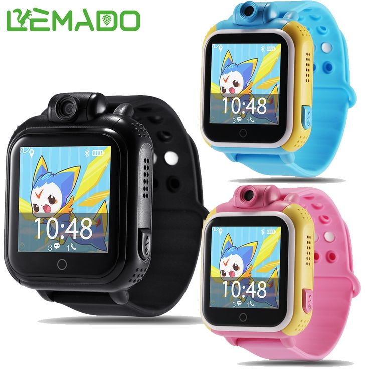 42.99$  Buy now - http://alizus.shopchina.info/1/go.php?t=32748137775 - Lemado Smart watch Kids Wristwatch Q730 3G GPRS GPS Locator Tracker Smartwatch Baby Watch With Camera For IOS Android Phone  #aliexpressideas