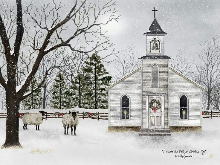 I Heard the Bells on Christmas Day by Billy Jacobs