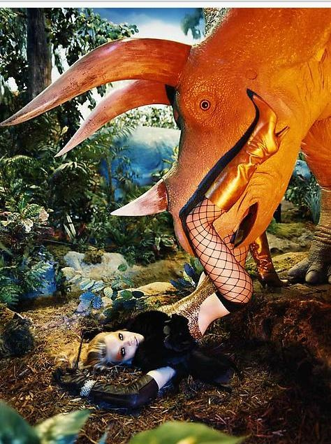 david lachapelle shoe story