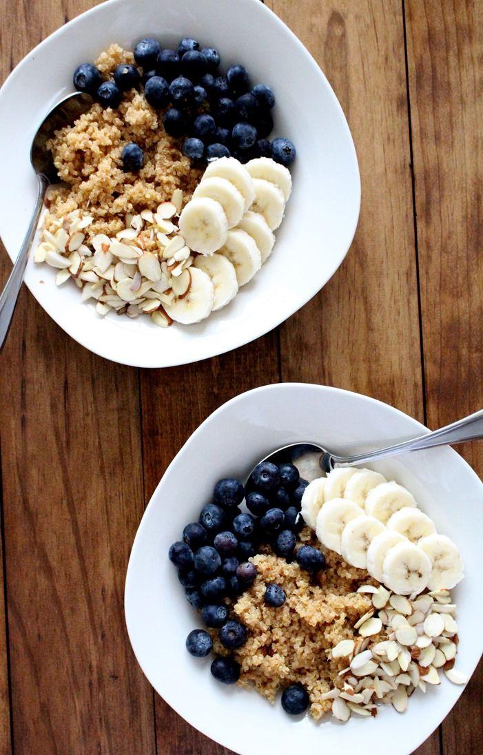 Superfood Quinoa Breakfast Bowl | The Wheatless Kitchen