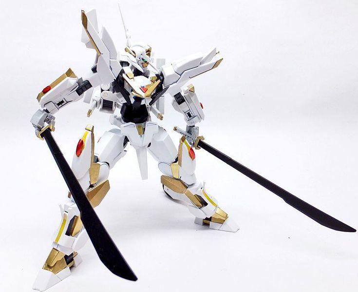 GUNDAM GUY: HG 1/144 Lancelot Gundam - Custom Build