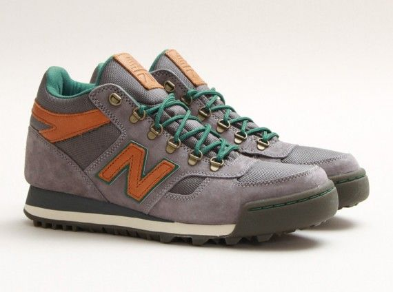 New Balance H710 + Herschel Supply Hiking Boot