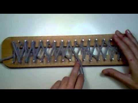 Video-tutorial de punto turco en telar maya.mp4 - YouTube