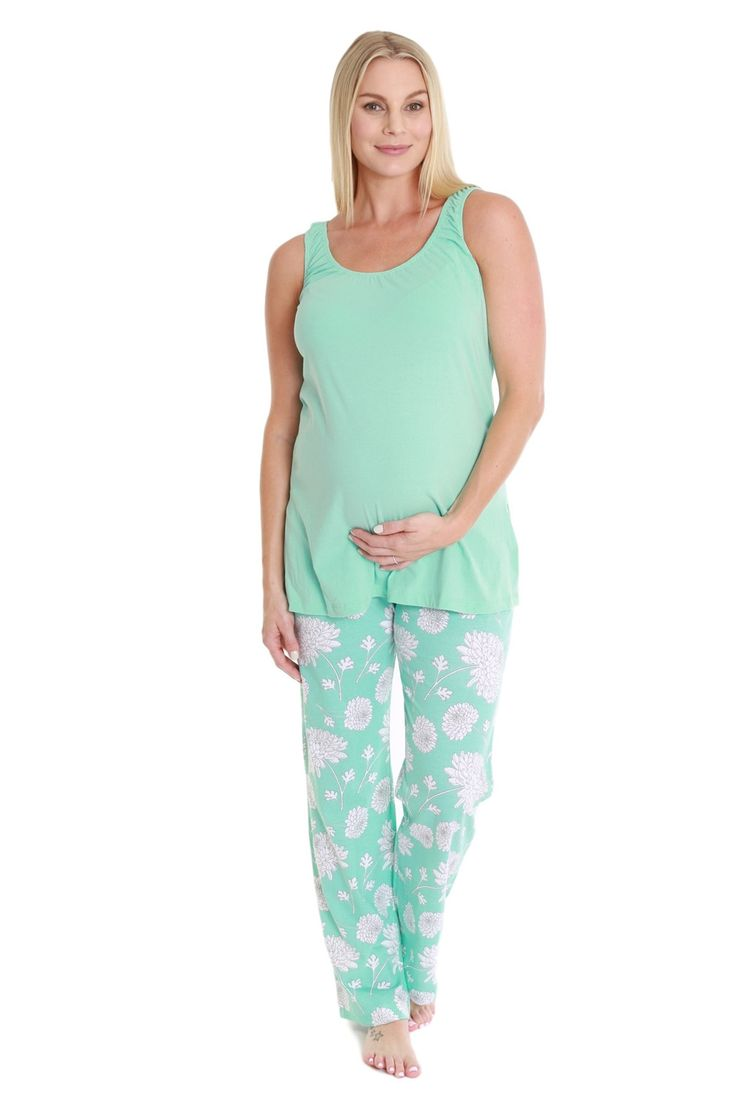 Nursing Nightgowns. Clothing. Maternity. Nursing Nightgowns. Showing 29 of 30 results that match your query. Search Product Result. Product - Maternity Nursing Sleeveless Top and Pants Sleep Set -- Available in Plus Sizes. Best Seller. Product Image. Price $ Was $
