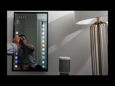 ¿Te imaginas un espejo que gracias a un procesador, altavoces y otros accesorios pudiera realizar las mismas funciones que un iPhone o un iPad?.  http://iphonedigital.com/espejo-inteligente-funciones-como-iphone-ipad-ios/  #iphoneapps #apple