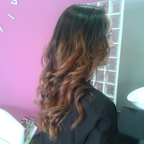 Love my meow: Mechas californianas