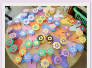 slippers craft idea for kids (19)