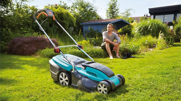 Easy-to-use, ergonomic and reliable lawnmowers for all gardens