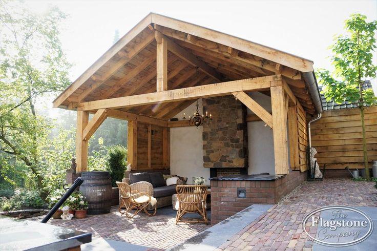 Eiken bijgebouwen bouwpakket gt tuinhuizen gt houten bijgebouwen