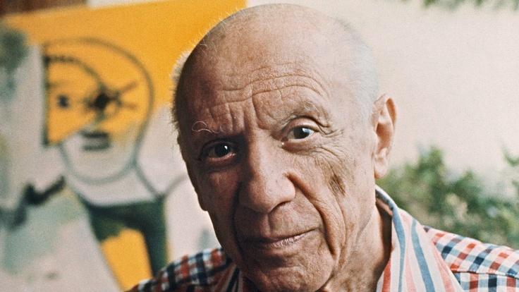 PABLO PICASSO (1881 - 1973)   el artista malagueño