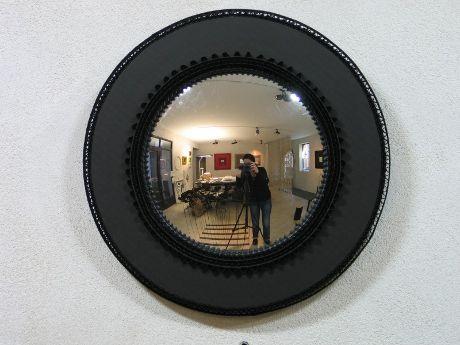 28 best ideas about frames on pinterest empty frames for Miroir noir film