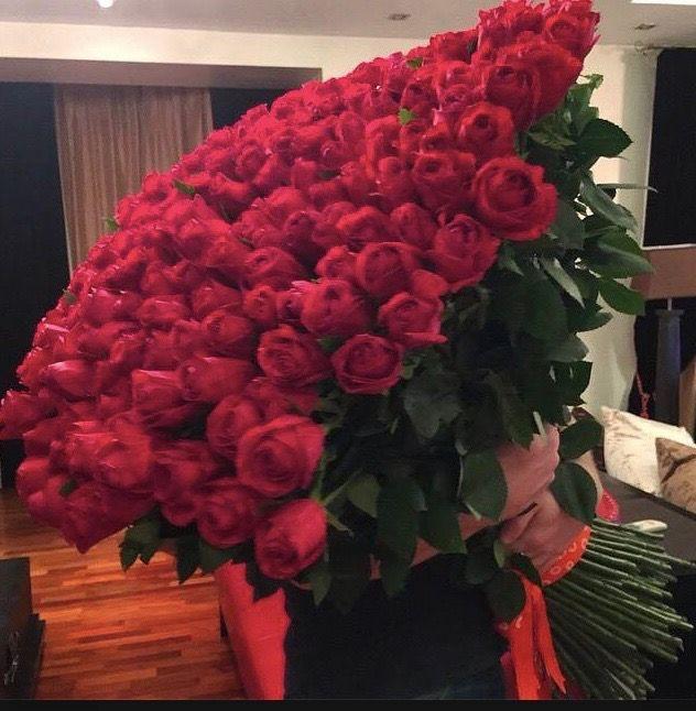 Bukiet Czerwonych Roz Luxury Flowers Flowers Bouquet Flowers