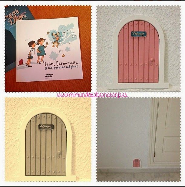 59 best puertas ratoncito p rez images on pinterest for Original fairy door