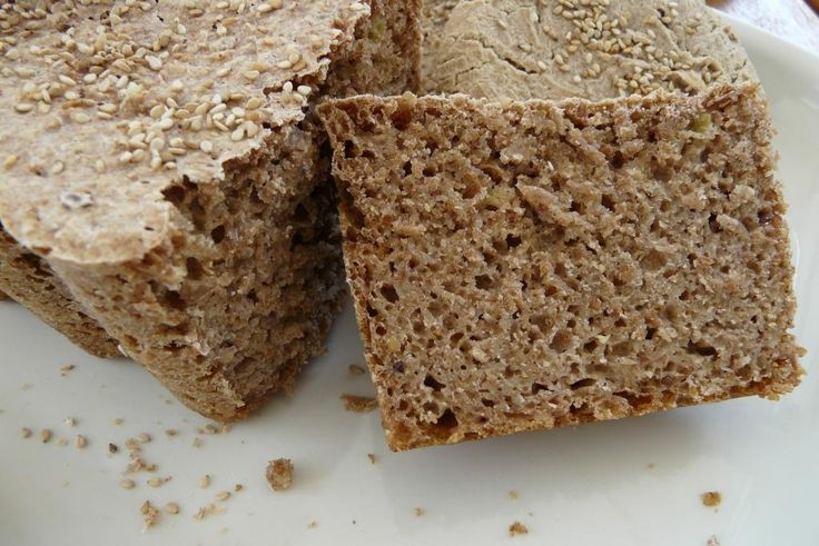 Pan trigo sarraceno sin gluten