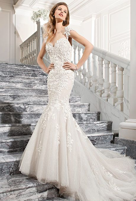 Demetrios Couture - C209 - Wedding Dress