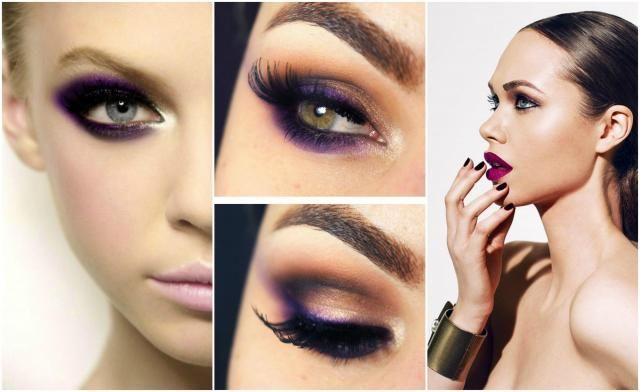 Super seksowny makijaż na imprezę. Poznaj trendy zimowe 2016/2017 #makijaż #kobieta #makeup #kobieta