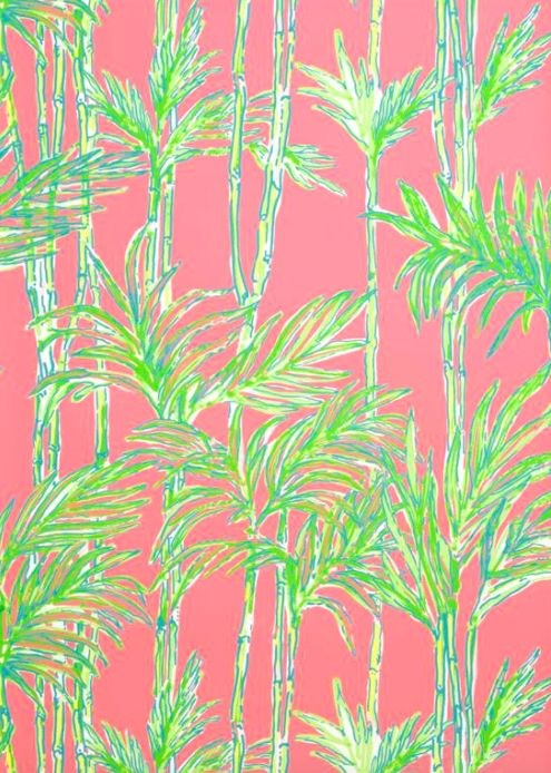 wallpaper wednesday lilly pulitzer for lee jofa the english room