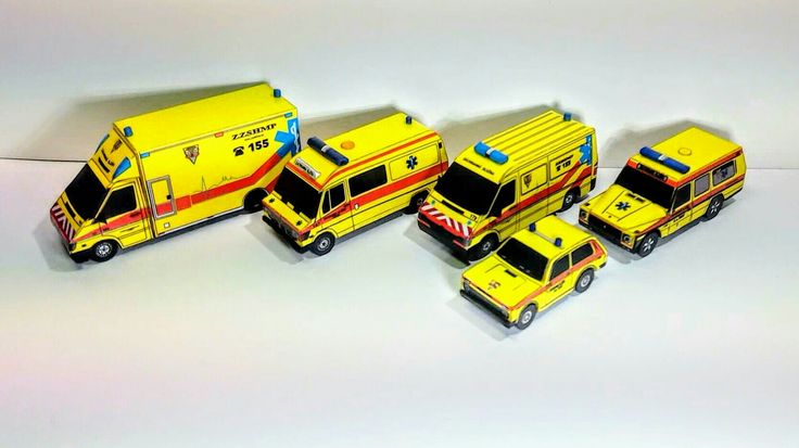 Ambulance Praha