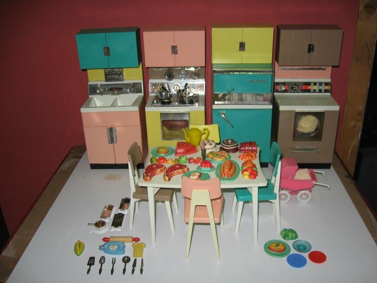 Deluxe Reading Kitchen Set