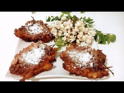 Gogoşi cu Flori de Salcâm ⋆ Dalida Cuisine