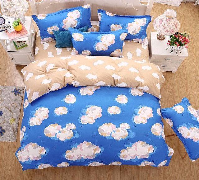 Lemon Fruit Bedding Set Duvet Cover