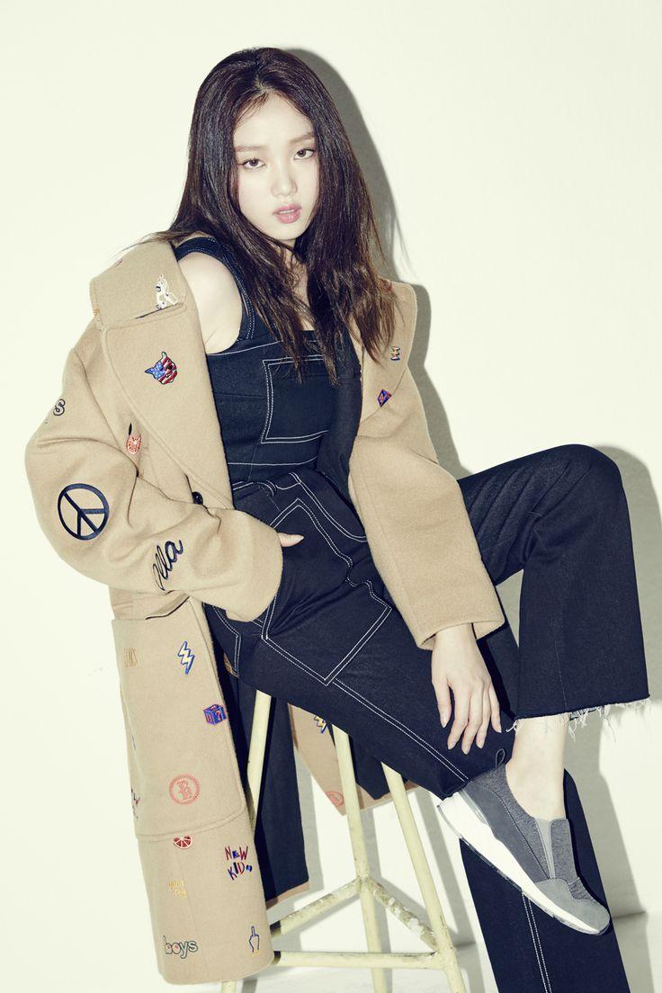 Lee Sung Kyung - Perche F/W 2015