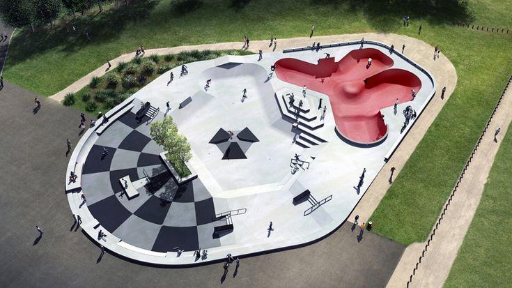 Designline Mobil - Projekte: Brettern auf Beton   designlines.de