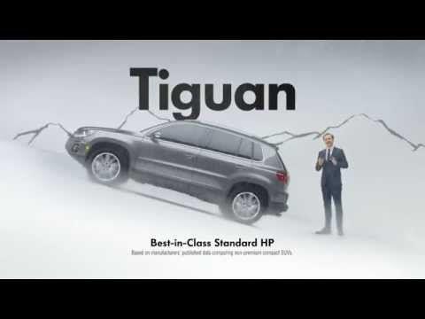 Volkswagen Tiguan 4MOTION® SUV | Bad Weather - YouTube