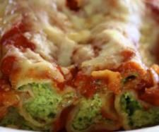 Spinach and Ricotta Cannelloni in Thermomix