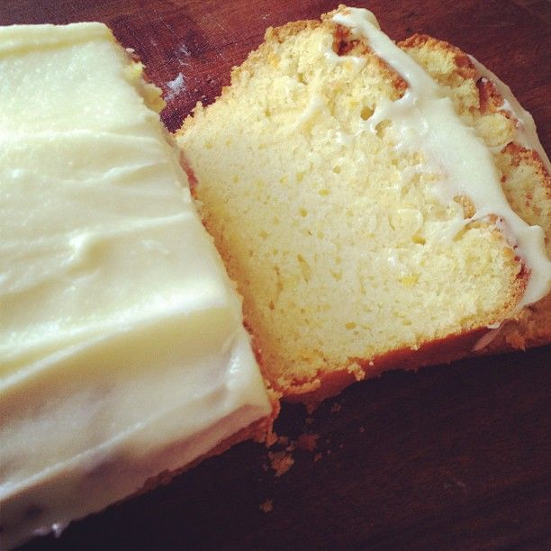 30 second orange (and yogurt) cake – Cheating with Bellini