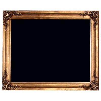 Ornate Framed Chalk Boards