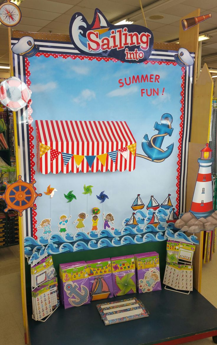 Summer Themed Classroom Decorations ~ Best sailing nautical classroom decorations images on