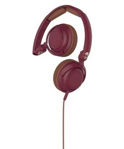 Buy Skullcandy Lowrider On Ear with Mic - Maroon at Argos.co.uk, visit Argos.co.uk to shop online for Headphones and earphones