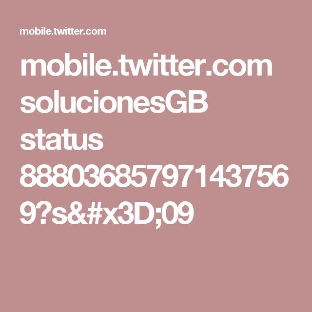 mobile.twitter.com solucionesGB status 888036857971437569?s=09