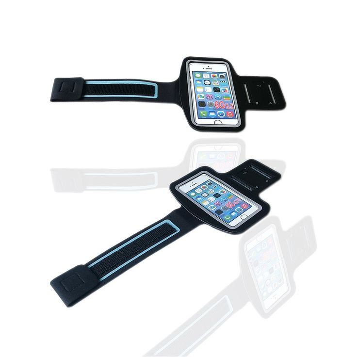 Sport Arm Band Case Bag Armbands For Samsung LG IPhone 4.7 5.5 Inch Phone Cover Outdoor Waterproof Running Gym Leather Tool 1C9