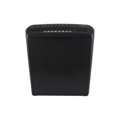Gear Head PS580SC 6 Sheet Strip-Cut Shredder for Home/Office Shredder by Gear Head. $28.38. Our space saving design is constructed with durable steel blades that shred up to 6 sheets of 20 lb paper into 0.276-inch by 11-inch strips of paper at a speed of up to 11 pages per minute. Capable of shredding credit cards and paper with ease.  This space saving design, combines level 1 security with a strip-cut design, perfect for any Home/Office. Includes a 1.85 gallon bin ...