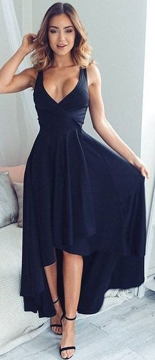 Black Dancer Maxi Dress                                                                             Source