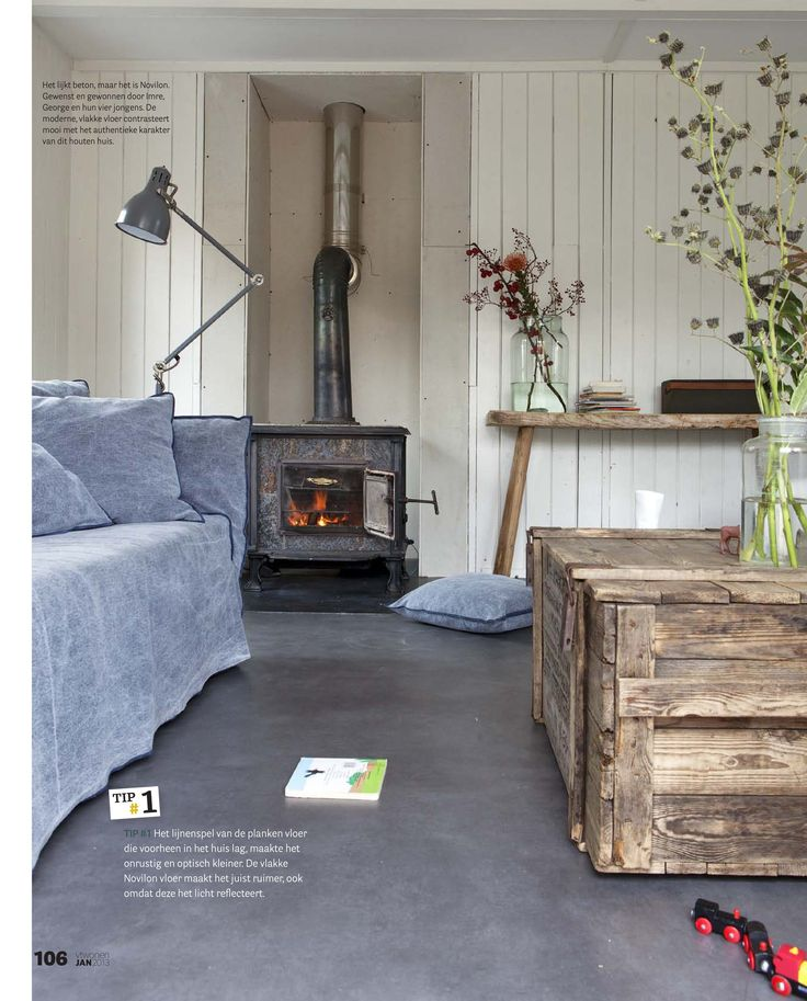 Forbo Flooring NL - Novilon_Woonwens_2013 - Pagina 1